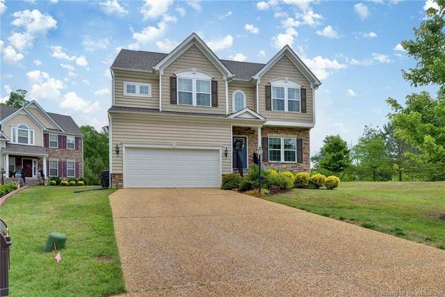 5986 John Jackson Drive, Williamsburg, VA 23188 (MLS #2102291) :: Howard Hanna Real Estate Services