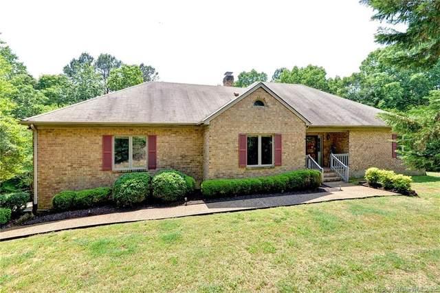 106 Londonderry Lane, Williamsburg, VA 23188 (MLS #2102292) :: Howard Hanna Real Estate Services