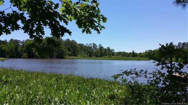 4396 Landfall Drive, Williamsburg, VA 23185 (MLS #2102305) :: Howard Hanna Real Estate Services
