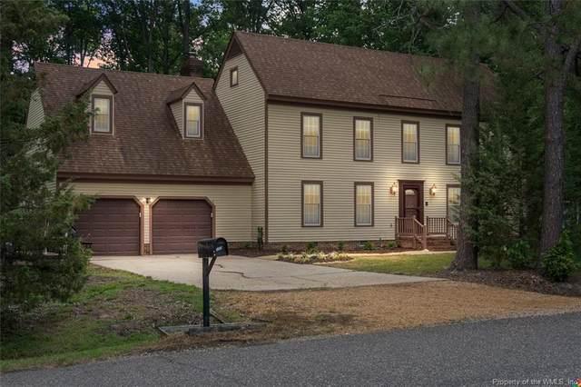107 Barrows Mount, Williamsburg, VA 23185 (MLS #2102318) :: Howard Hanna Real Estate Services