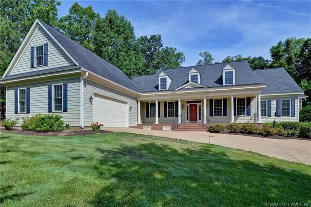 133 Shinnecock, Williamsburg, VA 23188 (MLS #2102319) :: Howard Hanna Real Estate Services