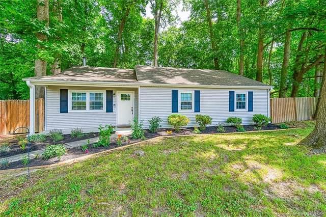 226 Tarleton Bivouac, Williamsburg, VA 23185 (MLS #2102323) :: Howard Hanna Real Estate Services