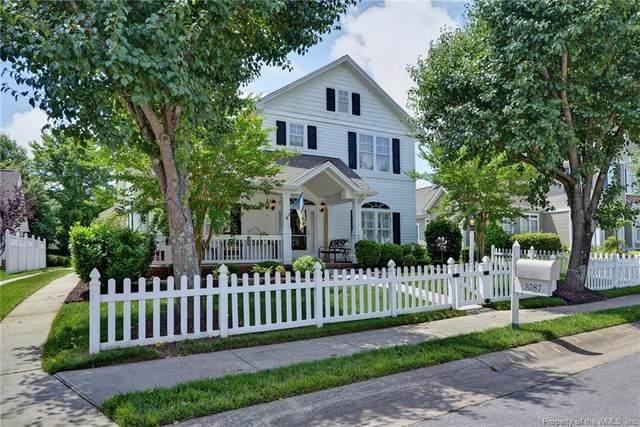 3087 Cider House Road, Toano, VA 23168 (MLS #2102354) :: Howard Hanna Real Estate Services
