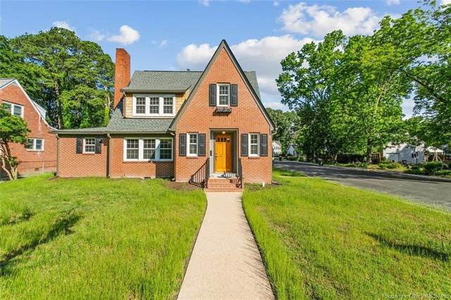 9 Shirley Road, Newport News, VA 23601 (MLS #2102357) :: Howard Hanna Real Estate Services