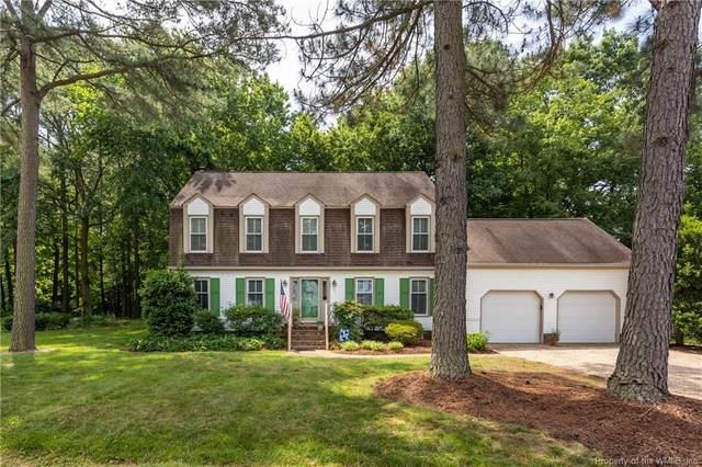 102 Waterside Place, Yorktown, VA 23692 (MLS #2102363) :: Howard Hanna Real Estate Services