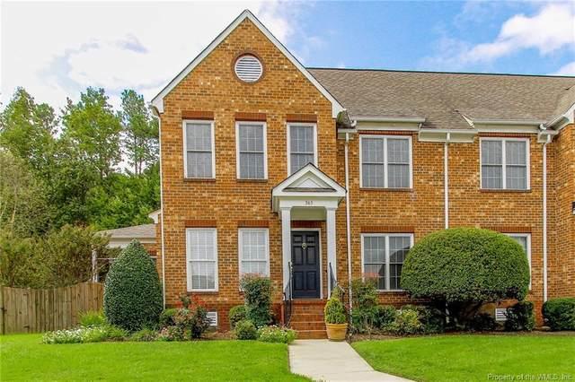 365 Emily Dickinson S, Newport News, VA 23606 (MLS #2102373) :: Howard Hanna Real Estate Services