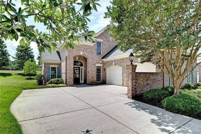 5632 Villa Green Drive, Providence Forge, VA 23140 (MLS #2102378) :: Howard Hanna Real Estate Services