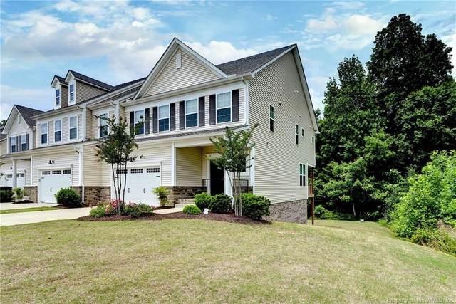 8609 Fielding Circle, Toano, VA 23168 (MLS #2102412) :: Howard Hanna Real Estate Services