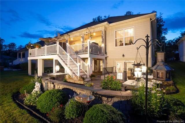3927 Lord Dunmore Drive, Williamsburg, VA 23188 (MLS #2102413) :: Howard Hanna Real Estate Services