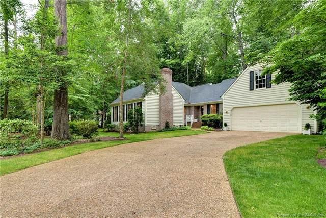 103 Molesey Hurst, Williamsburg, VA 23188 (MLS #2102421) :: Howard Hanna Real Estate Services