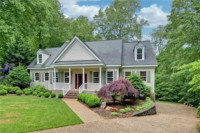 102 N Stocker Court, Williamsburg, VA 23188 (MLS #2102424) :: Howard Hanna Real Estate Services
