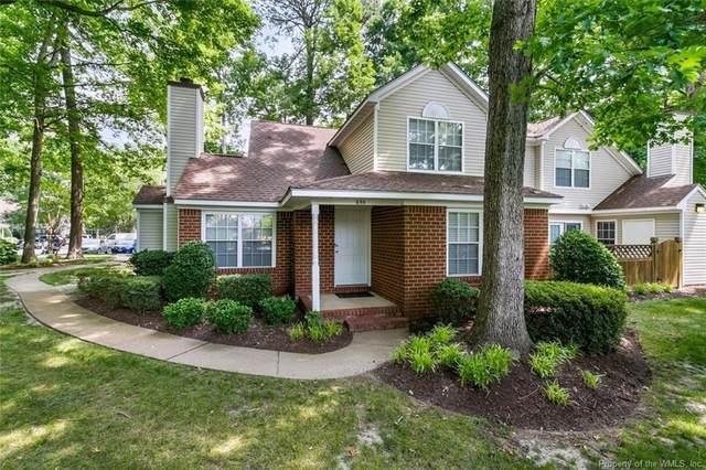 855 Masters Trail, Newport News, VA 23602 (MLS #2102425) :: Howard Hanna Real Estate Services