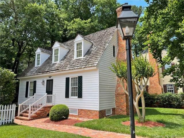 217 John Ratcliffe, Williamsburg, VA 23185 (MLS #2102429) :: Howard Hanna Real Estate Services