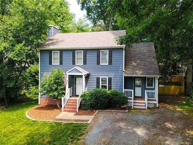 3308 Bryson Drive, Henrico, VA 23233 (MLS #2102440) :: Howard Hanna Real Estate Services