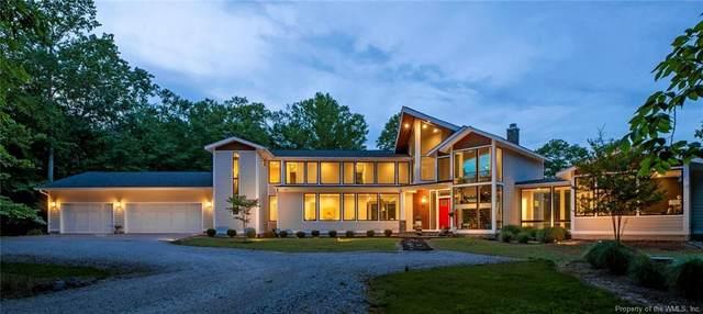 1104 Diascund Point, Lanexa, VA 23089 (MLS #2102451) :: Howard Hanna Real Estate Services