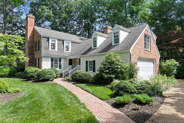 681 Fairfax Way, Williamsburg, VA 23185 (MLS #2102458) :: Howard Hanna Real Estate Services