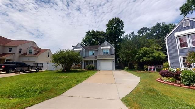 207 Sheffield Lane, Yorktown, VA 23693 (MLS #2102462) :: Howard Hanna Real Estate Services