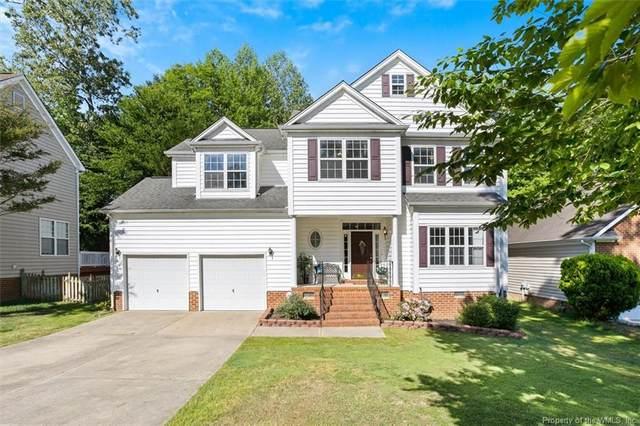 6105 Shrewsbury Square, Williamsburg, VA 23188 (MLS #2102476) :: Howard Hanna Real Estate Services