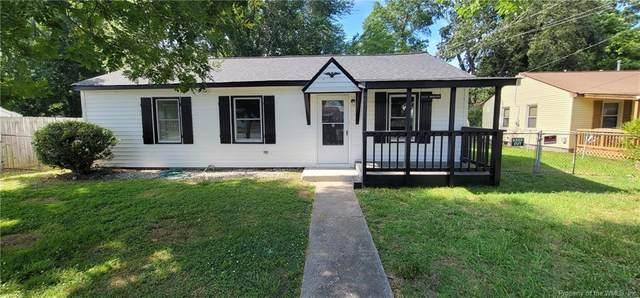 1531 Morgan Drive, Hampton, VA 23663 (MLS #2102496) :: Howard Hanna Real Estate Services