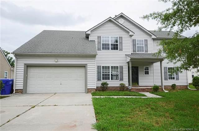 377 Canaan Circle, Suffolk, VA 23435 (#2102504) :: Abbitt Realty Co.