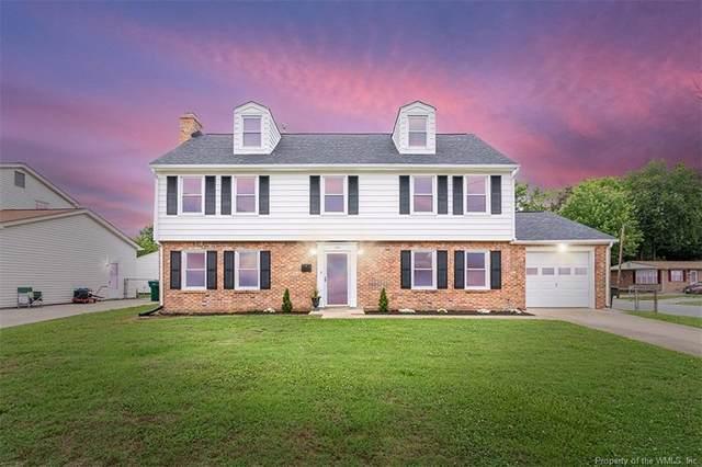735 Elliffe Road, Newport News, VA 23601 (#2102520) :: Abbitt Realty Co.