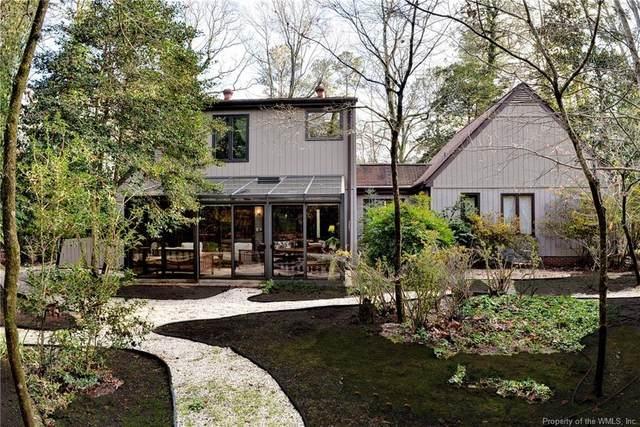 113 Walnut Hills Drive, Williamsburg, VA 23185 (MLS #2102620) :: Howard Hanna Real Estate Services