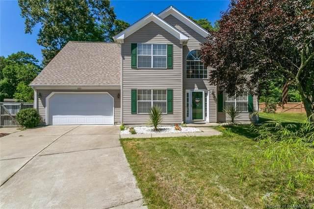 803 Duxbury Circle, Newport News, VA 23602 (MLS #2102658) :: Howard Hanna Real Estate Services