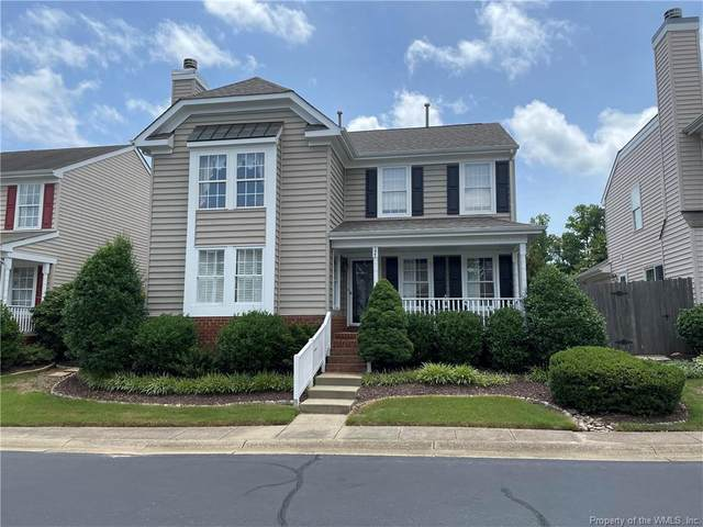 123 Waters Edge Drive, Williamsburg, VA 23188 (MLS #2102703) :: Howard Hanna Real Estate Services