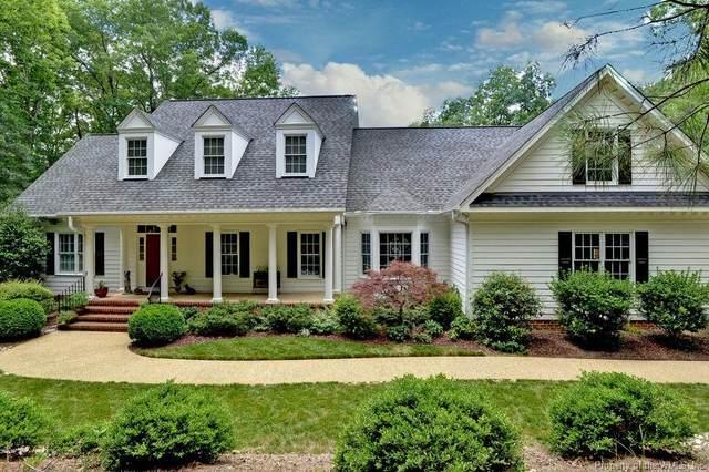 8264 Wrenfield Drive, Williamsburg, VA 23188 (MLS #2102705) :: Howard Hanna Real Estate Services