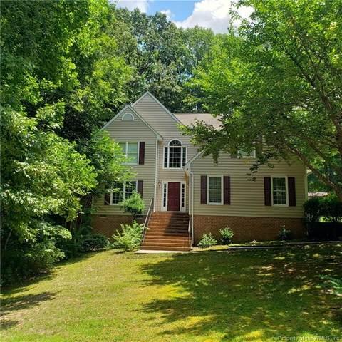 6913 Longview Drive, Quinton, VA 23141 (MLS #2102769) :: Howard Hanna Real Estate Services