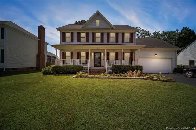 116 Lakeview Drive, Newport News, VA 23602 (#2102784) :: Abbitt Realty Co.