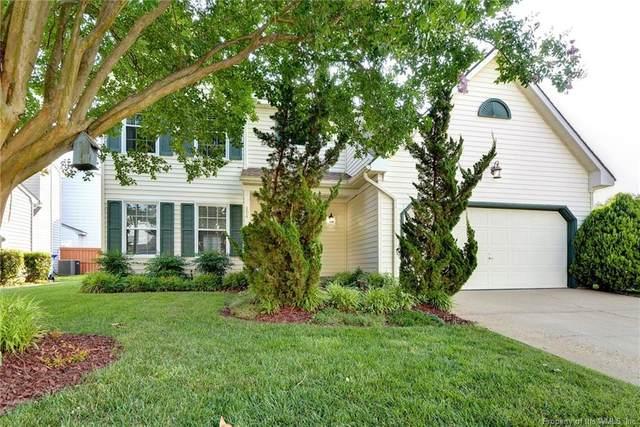 804 Ward Court, Newport News, VA 23602 (MLS #2102819) :: Howard Hanna Real Estate Services