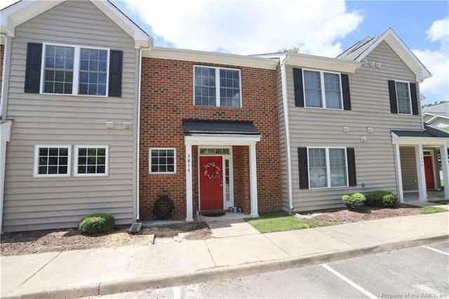 3844 War Hill Green #3844, Williamsburg, VA 23188 (MLS #2102833) :: Howard Hanna Real Estate Services