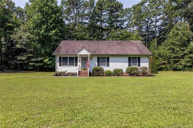 376 Guthries Green, Shacklefords, VA 23156 (MLS #2102841) :: Howard Hanna Real Estate Services
