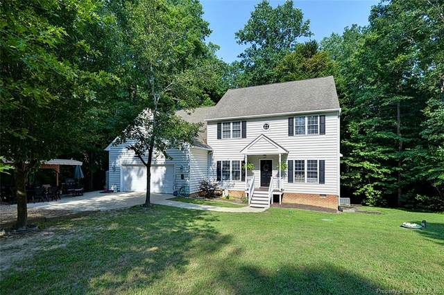 8972 Croaker Road, Williamsburg, VA 23188 (MLS #2102898) :: Howard Hanna Real Estate Services