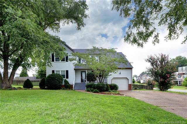 94 Knollwood Drive, Williamsburg, VA 23188 (#2102901) :: The Bell Tower Real Estate Team