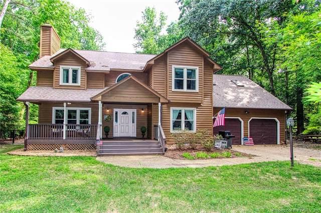 7112 Church Lane, Toano, VA 23168 (MLS #2102906) :: Howard Hanna Real Estate Services