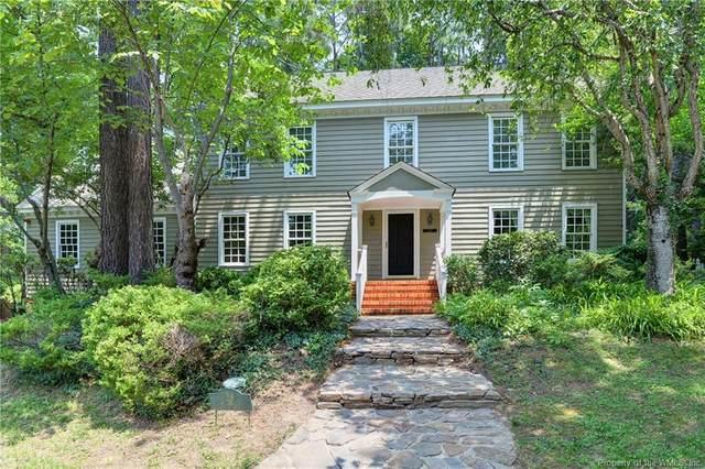 129 Yorkshire Drive, Williamsburg, VA 23185 (MLS #2102916) :: Howard Hanna Real Estate Services