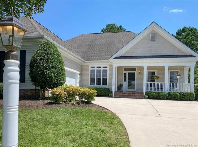 9123 Three Bushel Drive, Toano, VA 23168 (MLS #2102939) :: Howard Hanna Real Estate Services