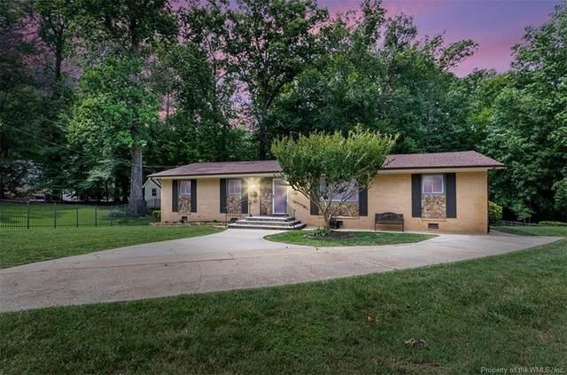 157 Bloxom Drive, Newport News, VA 23608 (MLS #2102950) :: Howard Hanna Real Estate Services