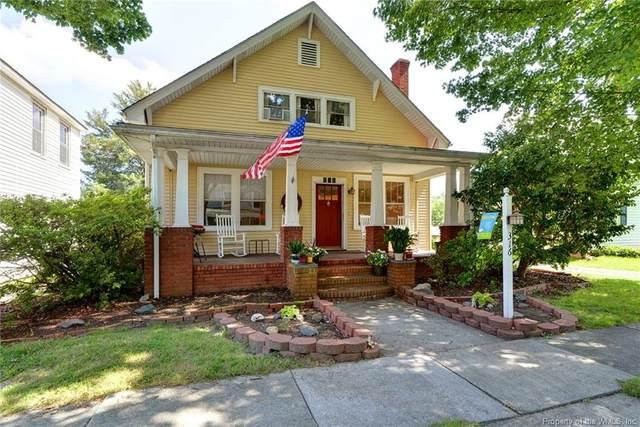 316 10th Street, West Point, VA 23181 (MLS #2102991) :: Howard Hanna Real Estate Services
