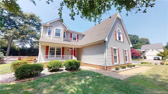 100 Swanson Court, Yorktown, VA 23693 (#2103004) :: The Bell Tower Real Estate Team