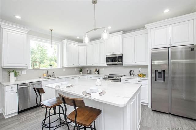 300 Octavia Drive, Yorktown, VA 23693 (#2103009) :: The Bell Tower Real Estate Team