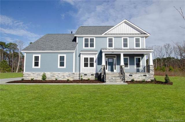 216 Goffigans Trace, Yorktown, VA 23693 (#2103019) :: The Bell Tower Real Estate Team