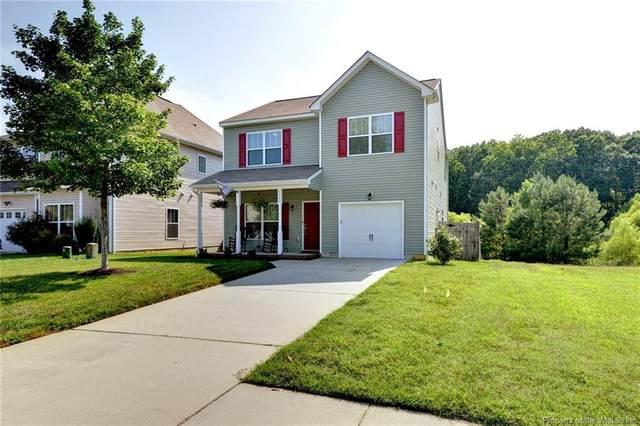 8997 Cocos Path, Toano, VA 23168 (MLS #2103033) :: Howard Hanna Real Estate Services