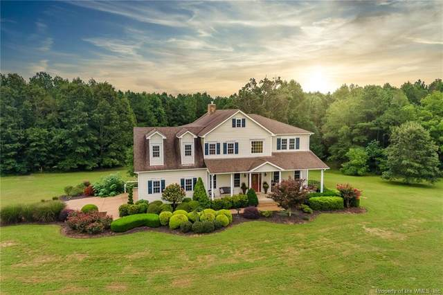 2066 Byrds Mill Road, Newtown, VA 23126 (#2103050) :: The Bell Tower Real Estate Team