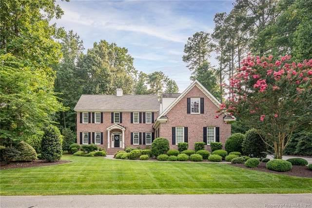 104 John Pott Drive, Williamsburg, VA 23188 (#2103051) :: Atlantic Sotheby's International Realty