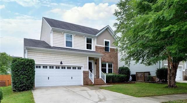 3304 Geddy Terrace, Toano, VA 23168 (MLS #2103053) :: Howard Hanna Real Estate Services