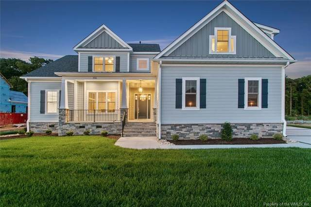 208 Goffigans Trace, Yorktown, VA 23693 (#2103065) :: The Bell Tower Real Estate Team