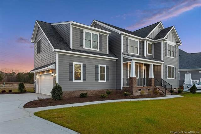 206 Goffigans Trace, Yorktown, VA 23693 (#2103068) :: The Bell Tower Real Estate Team